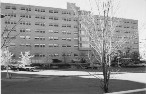 Holy Cross Hospital Nurses' Residence