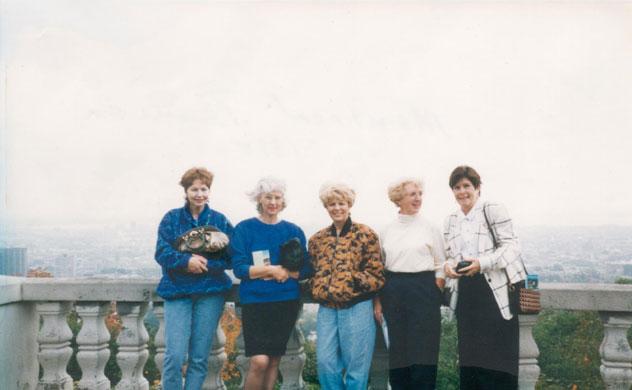 Montreal 1996; Porter, Priestnall, Yates, Hawkins and Simm